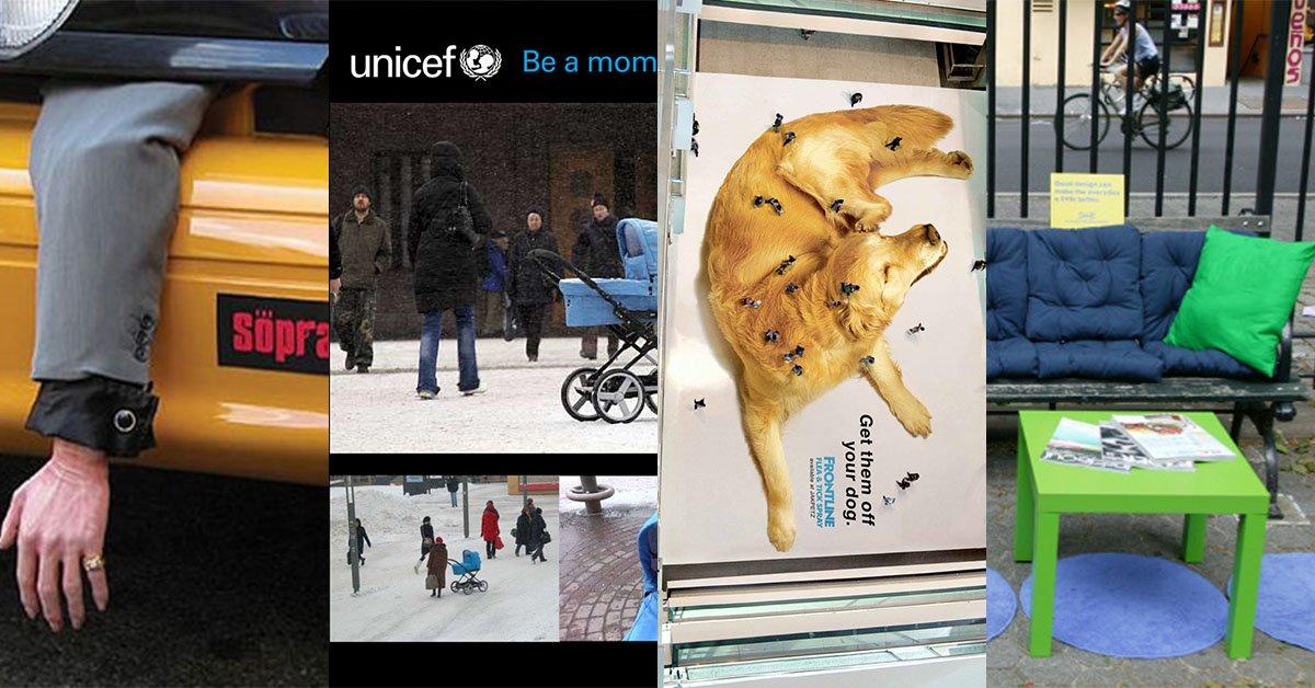guerrilla marketing examples