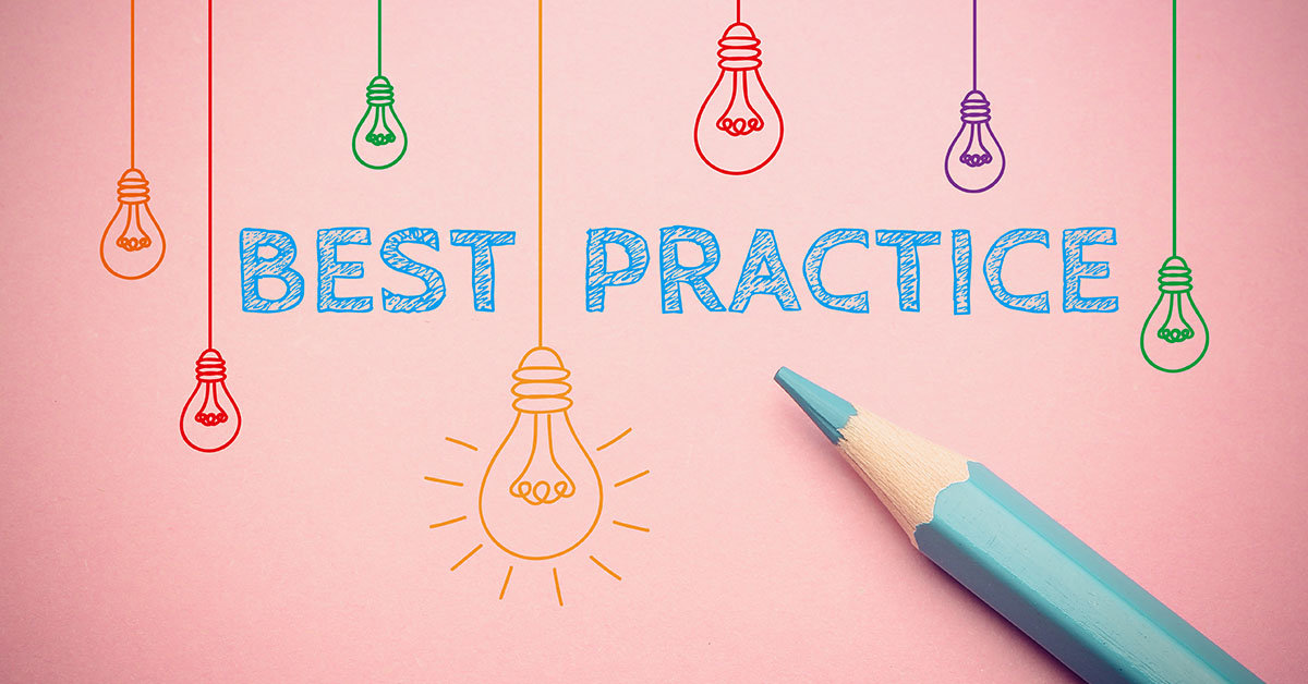 best practice for salesforce implementation