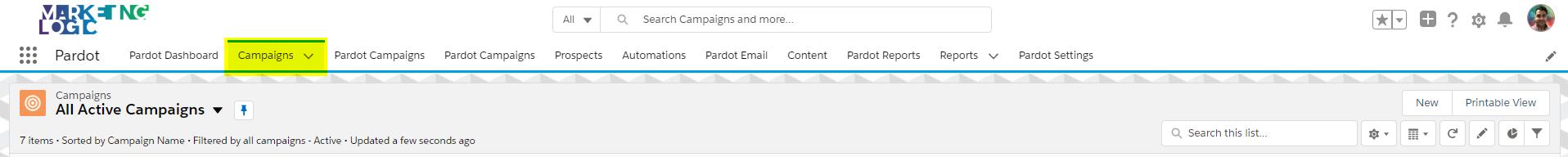 Build a Dynamic List in Pardot