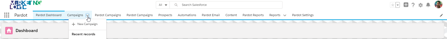 Send a List Email in Pardot