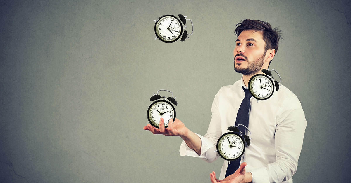 time management in salesforce