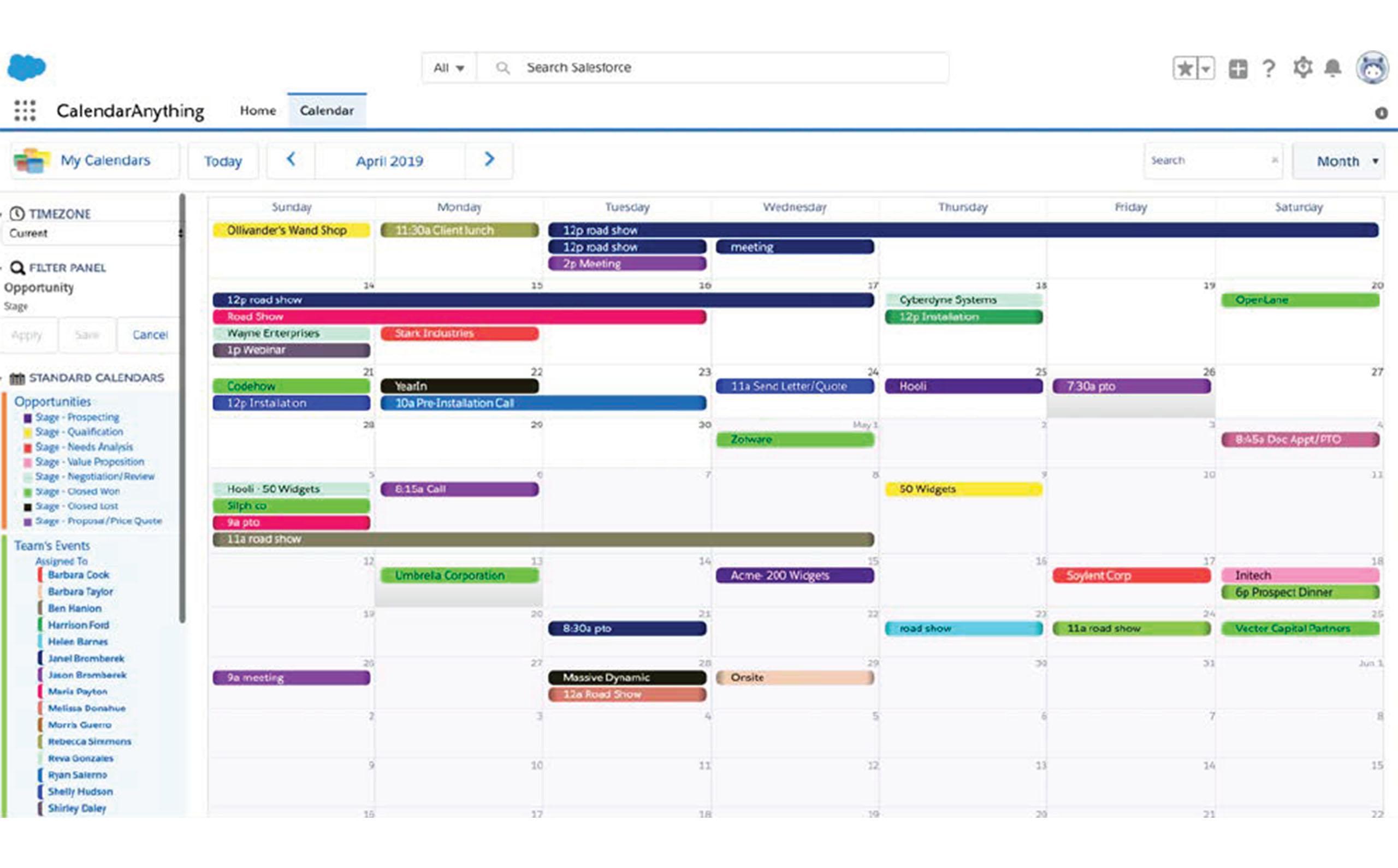 Calendar Anything