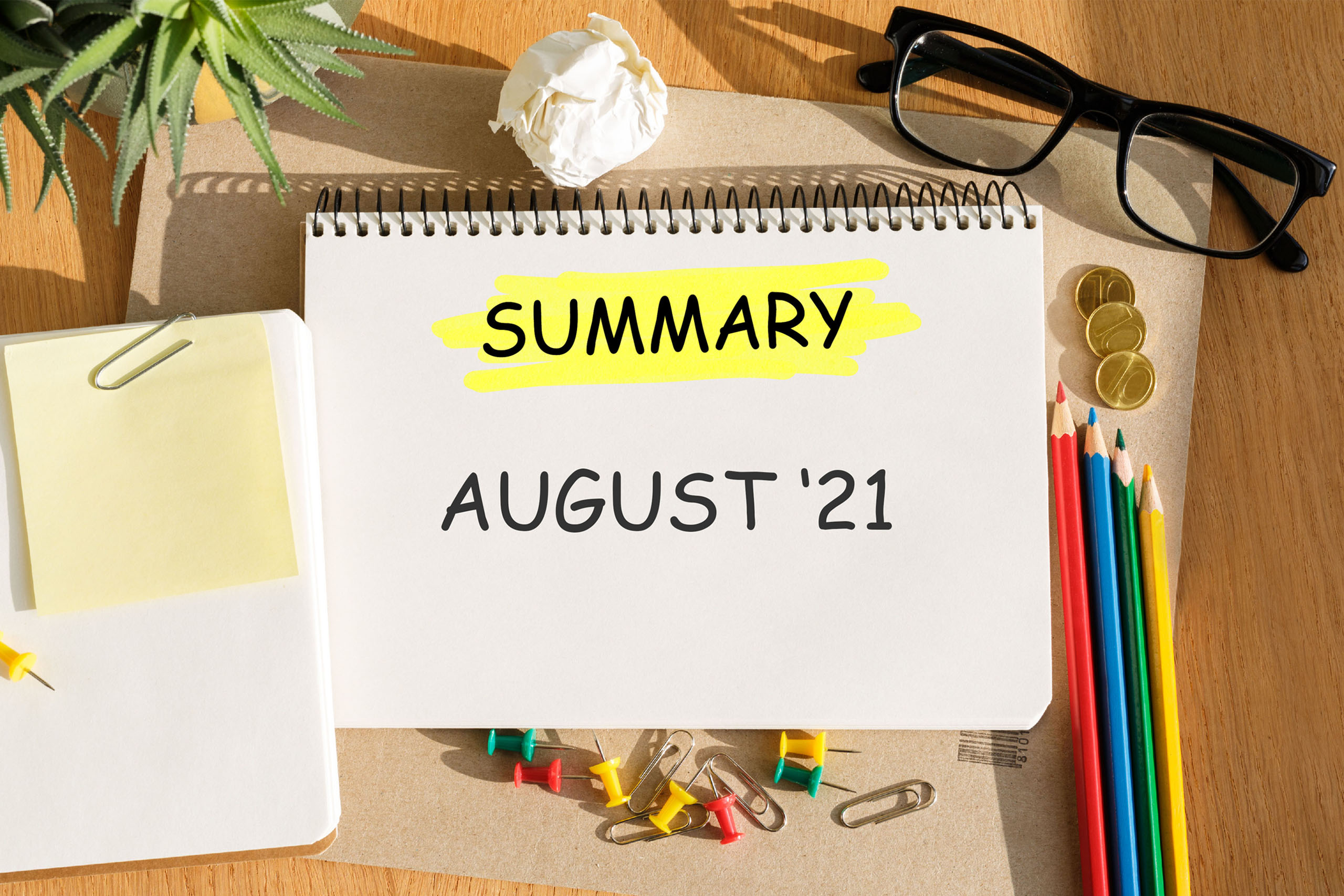 App Summary August 21